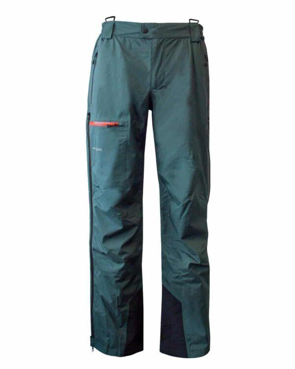 Hochwertige Hardshellhose für verschiedene Outdoor-Sportarten: Zum Skifahren, Schneewandern, Snowboarden, Skitouren, usw.