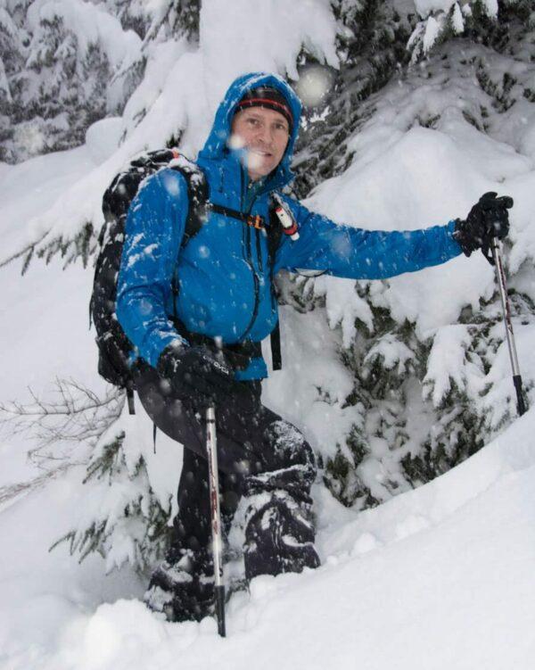 Aktivbild Winterjacke Makalu Herren