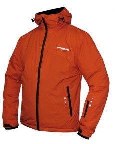 Produktbild Winterjacke Makalu orange