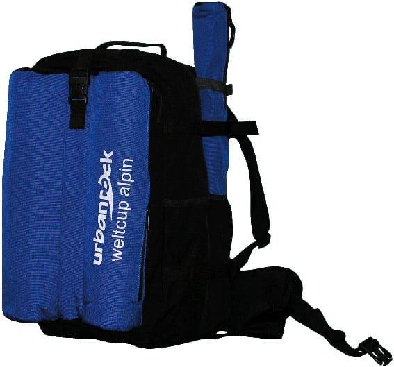 trainerrucksack blau