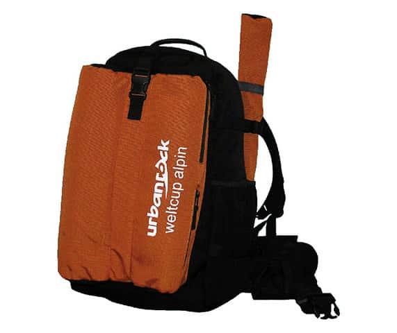 trainerrucksack orange