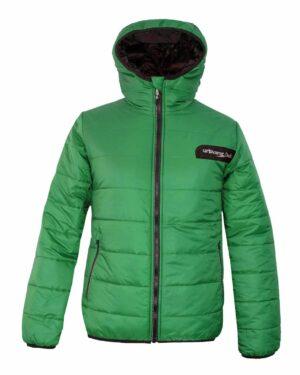 Produktbild der Winterjacke und Wendejacke Vinson, Herrenversion in grün