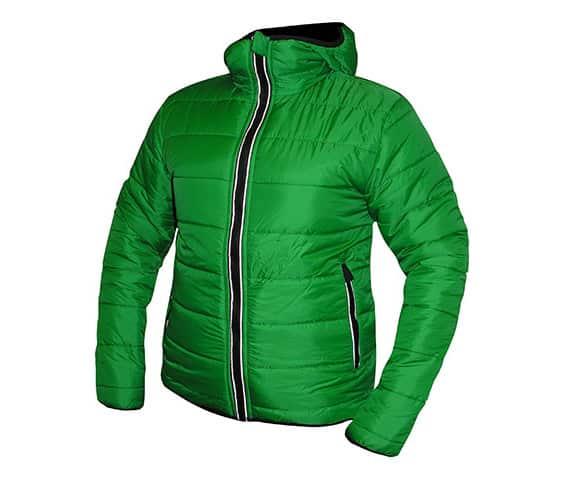 Produktbild der Winterjacke und Wendejacke Vinson, Damenversion in grün