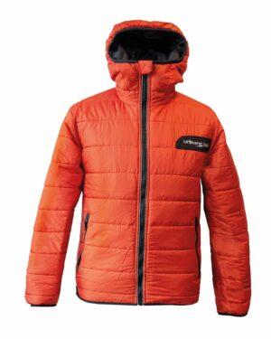 Produktbild der Winterjacke und Wendejacke Vinson, Herrenversion in orange