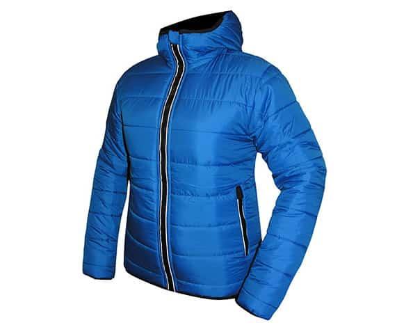 Produktbild der Winterjacke und Wendejacke Vinson, Damenversion in türkis