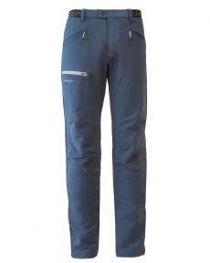 Produktfoto atmungsaktive Winterhose Buin blau Outdoor Herren