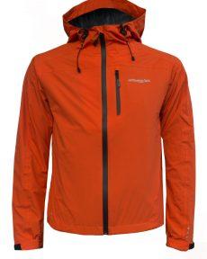 Produktbild der Hardshell-Jacke Brenta, unisex, orange