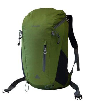 Produktbild Rucksack Peak in grün, zum wandern geeignet