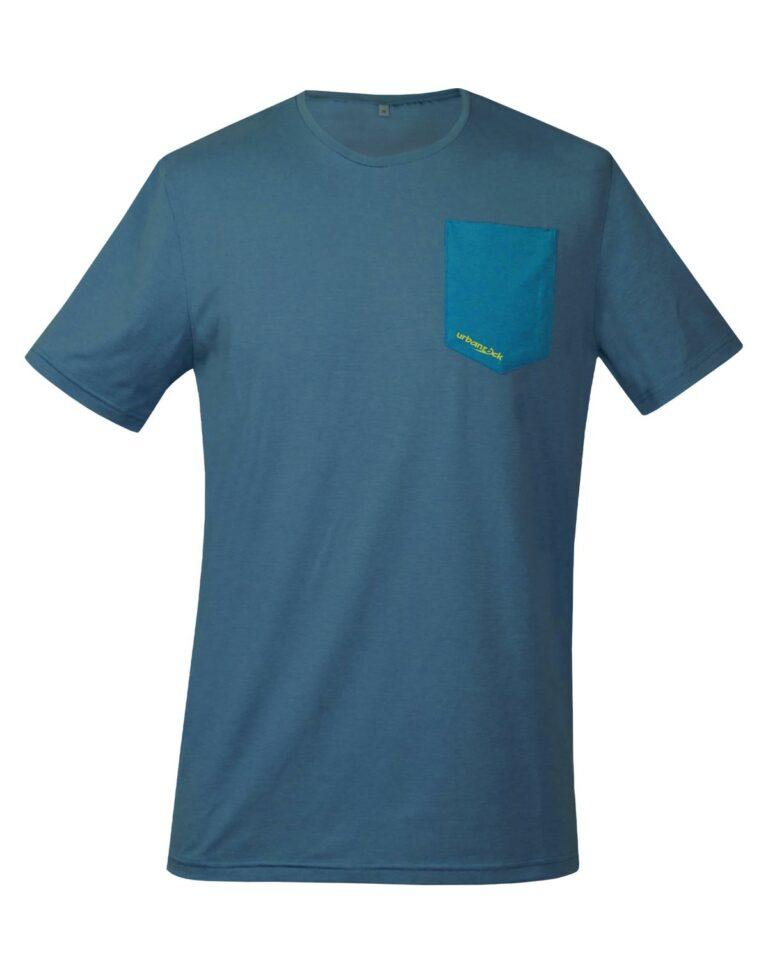 Lyocell-Shirt, zum Wandern || Nachhaltig, Bequem, elastisch