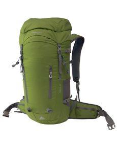 Produktbild vom Rucksack Terra 30, mit 30 Liter Inhalt, in grün