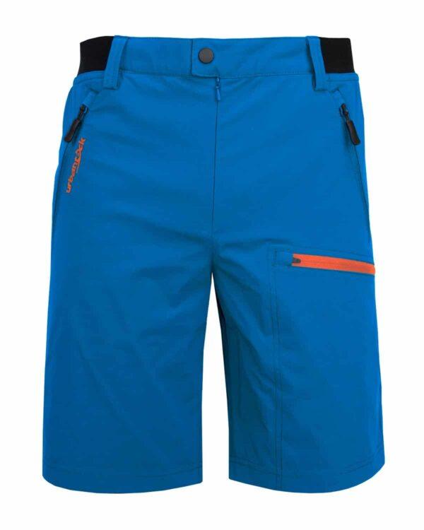 Wanderhose Shorty, elastisch und robust. Super zum Mountainbiking geeignet.