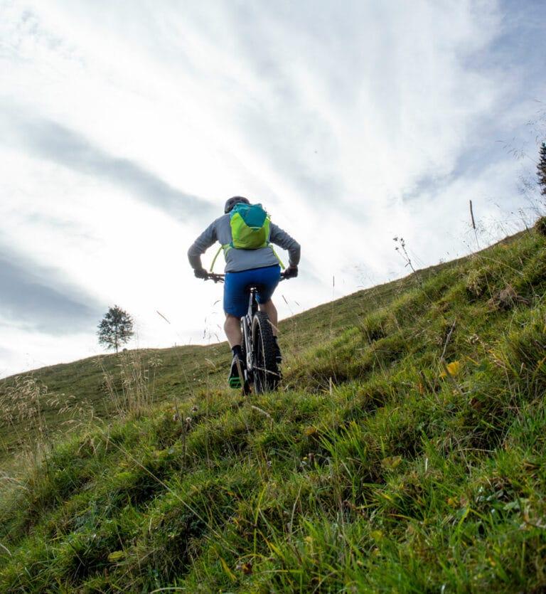 Bike Schuttannen Hohenems
