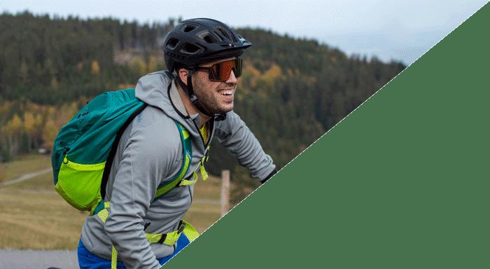 Herren Kleidung Mountainbike wandern